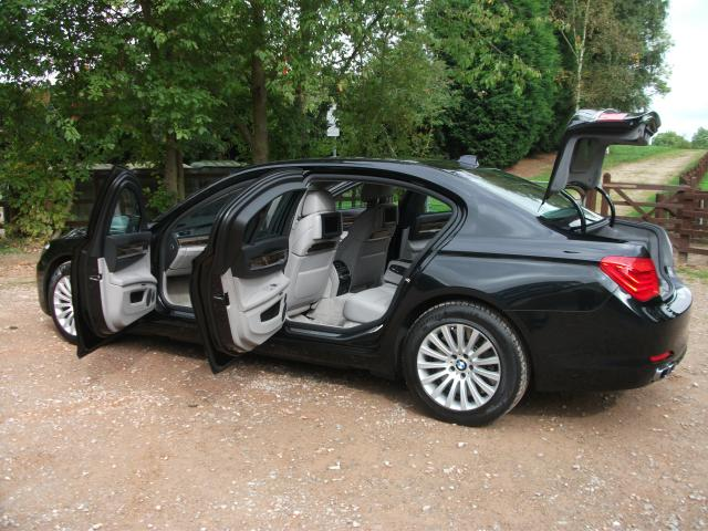 2010 Armoured BMW 760LI High Security Vehicle from Diploma… | Flickr