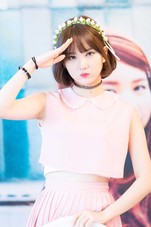 Yes Eunha Random Onehallyu