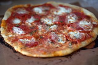 synchronbacken: Pizzateig