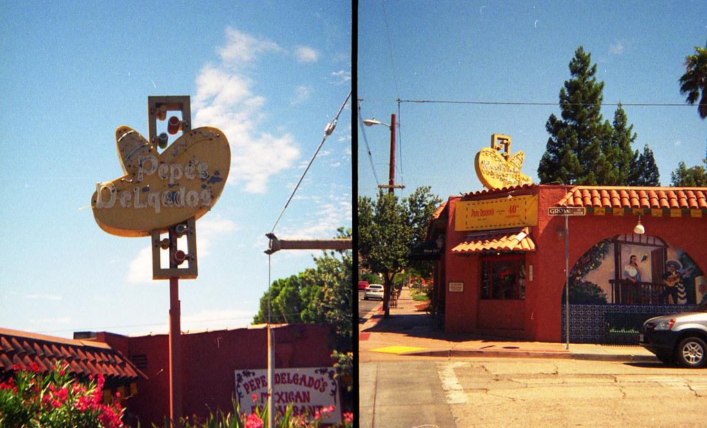 Pepe Delgados Mexican Restaurant San Luis Obispo Ca Flickr