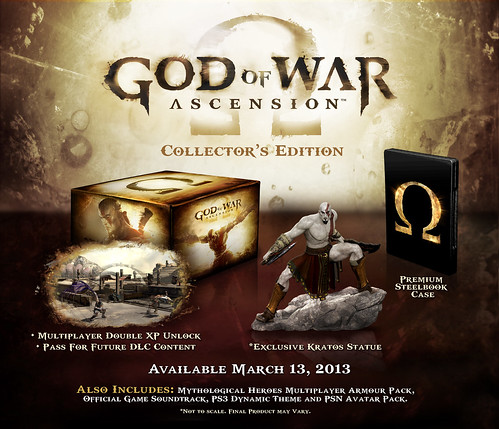 God Of War - collectors edition | by PlayStation Europe