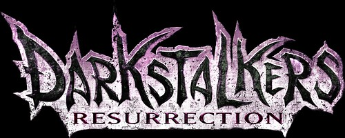 Darkstalkers_Resurrection_Logo_-_Transparent | by gcacho