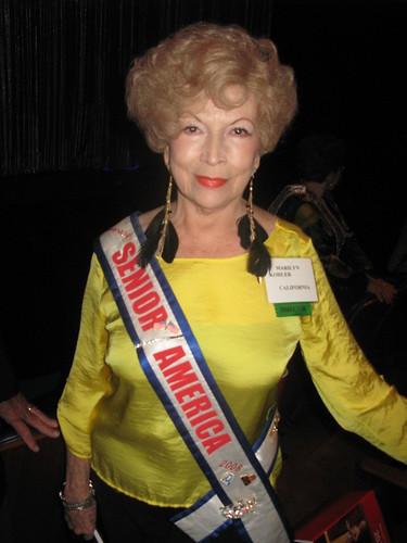 The 2012 Ms. Senior America Pageant   Travelin' Man USA
