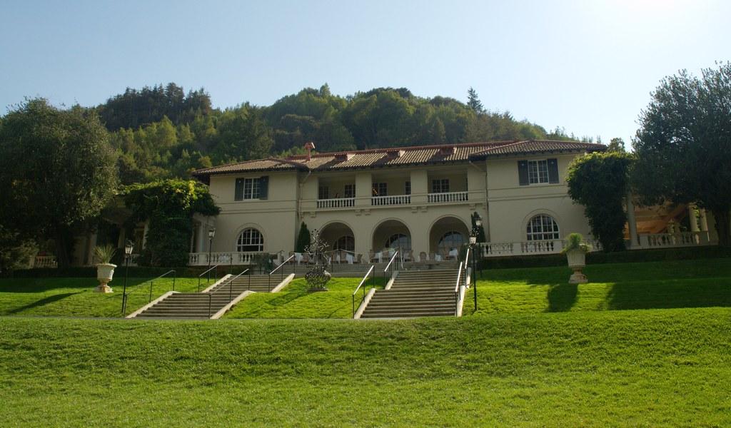Villa Montalvo Saratoga Parking
