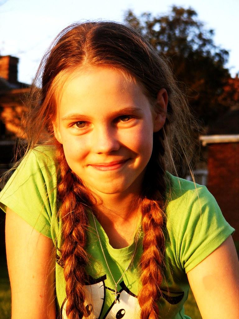little Polish girl | my 10 year-old cousin Alicja | Miriam Dudek ...