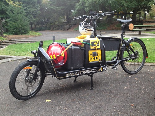 Cargo bike preparedness 1 | by wittco.gmbh