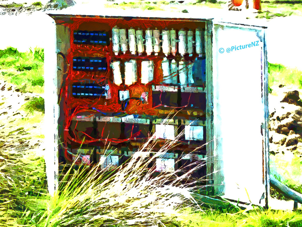 defused box this is a fuse box that was in the middle of a flickr defused box by steve taylor photography