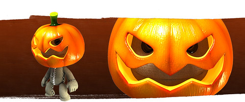 LittleBigPlanet: Halloween Mask | by PlayStation.Blog