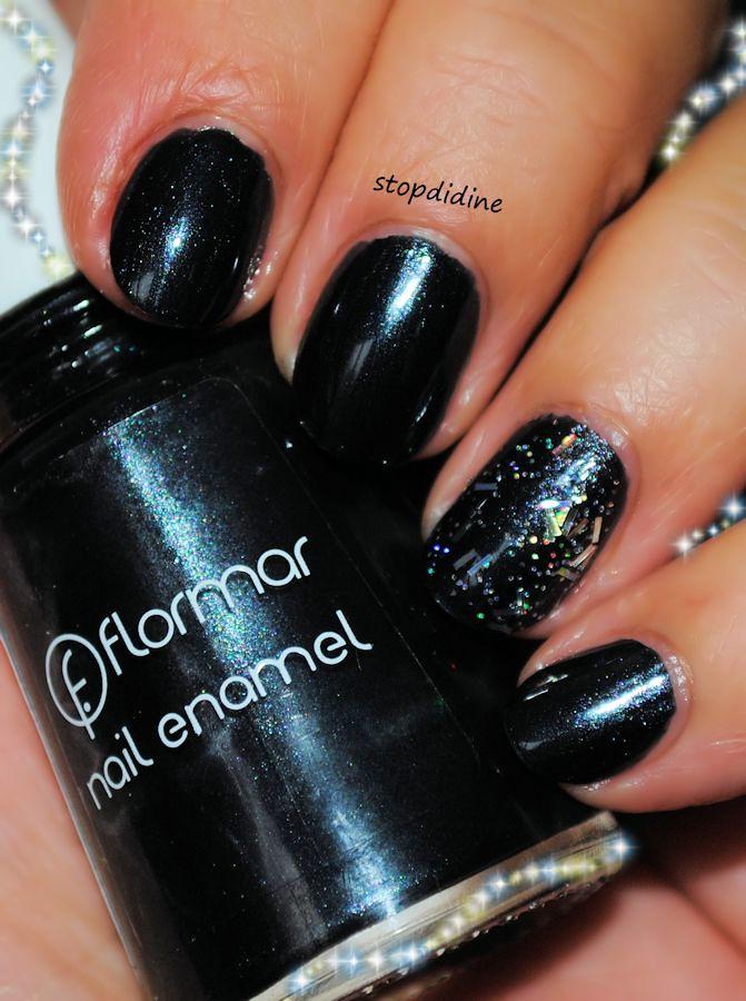 flormar 399 + 167 | www.nail-arts.fr | Stopdidine Nail art | Flickr
