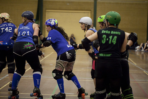 Roller Derby 081 | by neonbubble