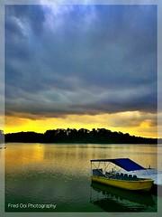 Lower Peirce Reservoir, Hari Raya Haji style.