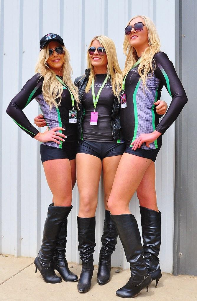 Promo Girls | 2012 Australian MotoGP | Ausswinger | Flickr