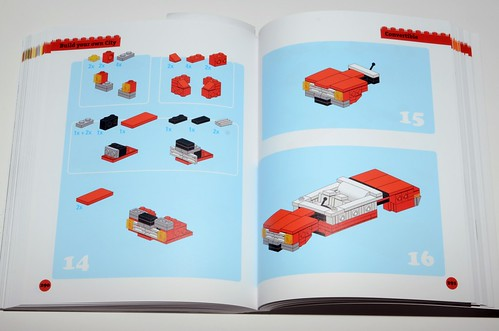 The Big LEGO Builder's Book | by hmillington