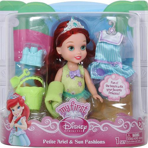 Disney princess petite princess collection doll ariel flickr - Petite princesse disney ...