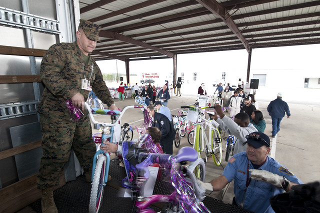 Toys For Tots Pickup : Toys for tots pickup by savannah