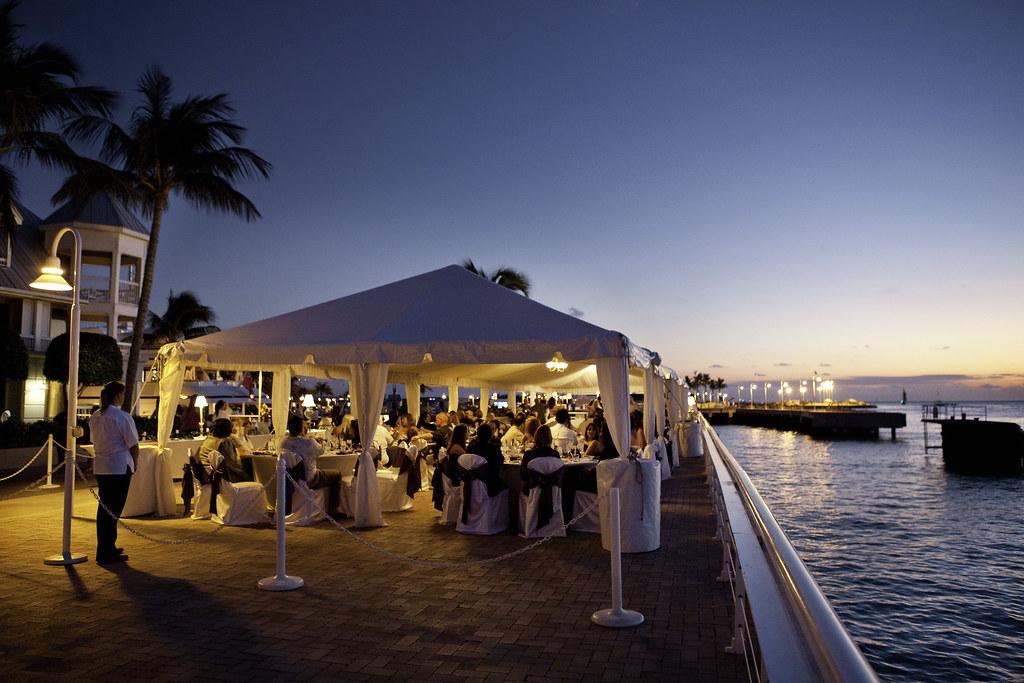 The Westin Key West Resort Marinasunset Wedding Recepti Flickr