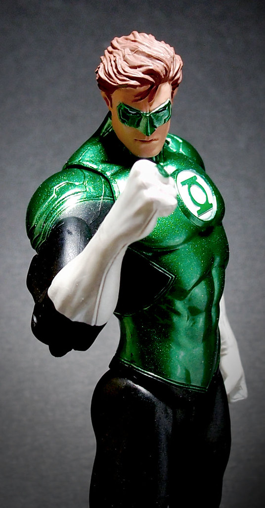 green lantern dc collectibles bonus figure no 1 the fig flickr