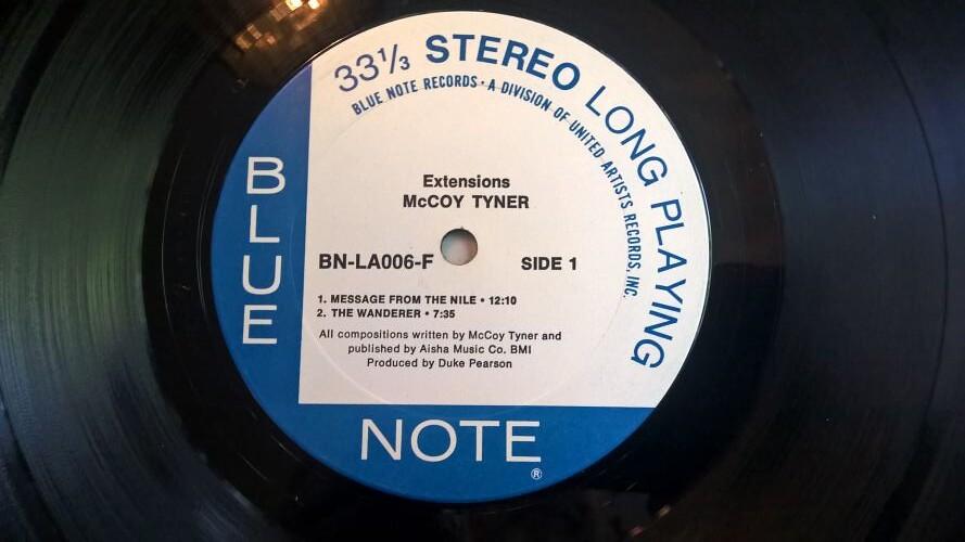 McCoy Tyner Nights Of Ballads Blues