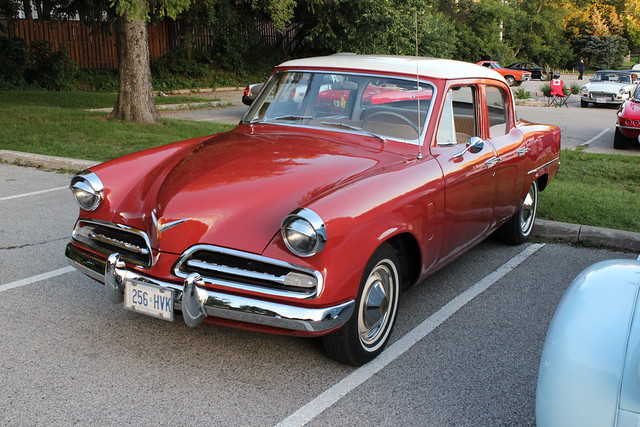 1953 Studebaker Champion 4 door | Flickr - Photo Sharing!