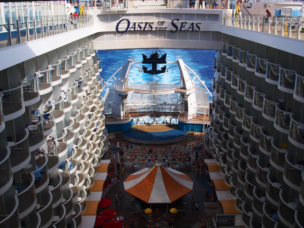 Image result for oasis of the seas boardwalk