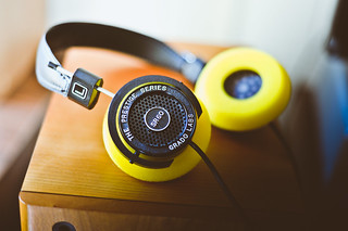 Grado SR-60 | by Will Folsom