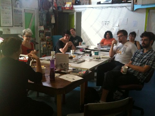 2012 Low-Residency Week at SAW | by Sequential Artists Workshop