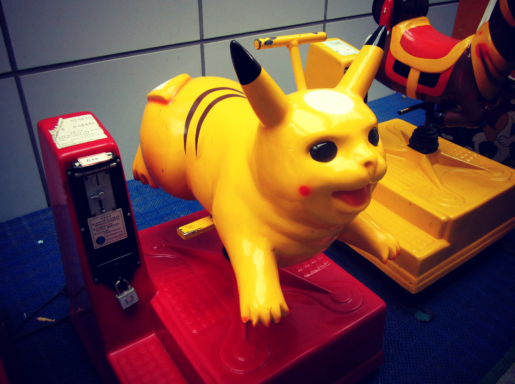 day 239 why is pikachu so creepy looks like he is