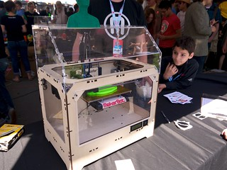 Makerbot 3D Printer | by Platform4