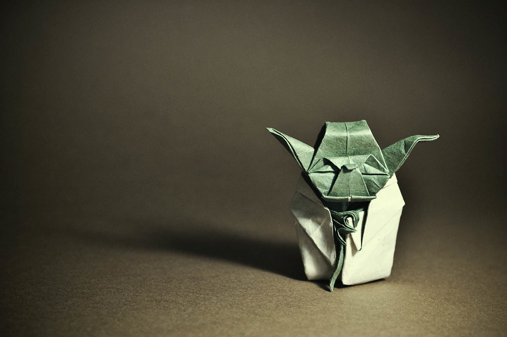 Origami Yoda Fumiaki Kawahata Another Super Classic I M Flickr