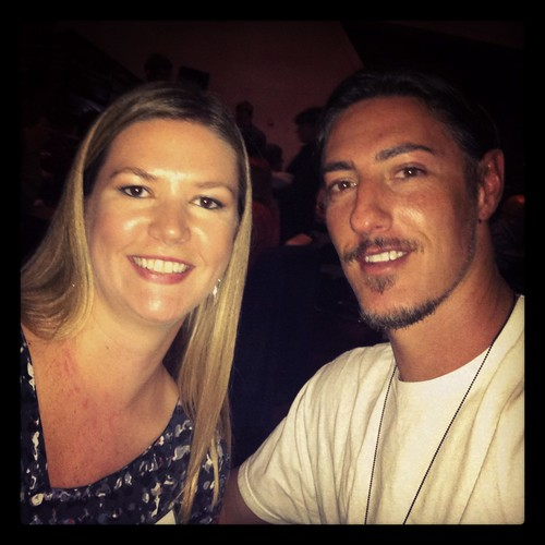 Eric Balfour and I | by SciFiChick