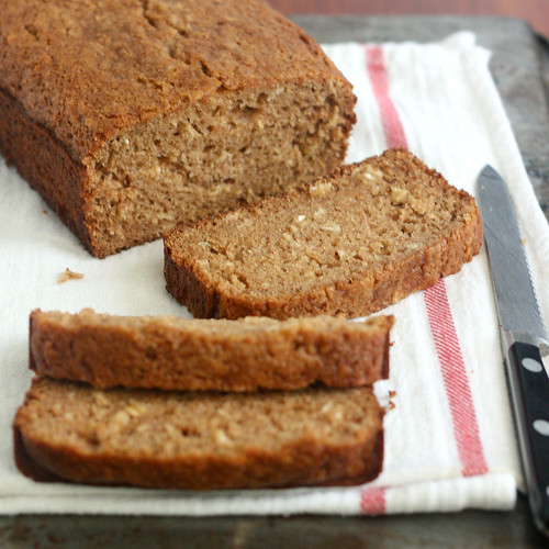 Applesauce Oatmeal Bread | by Tracey's Culinary Adventures