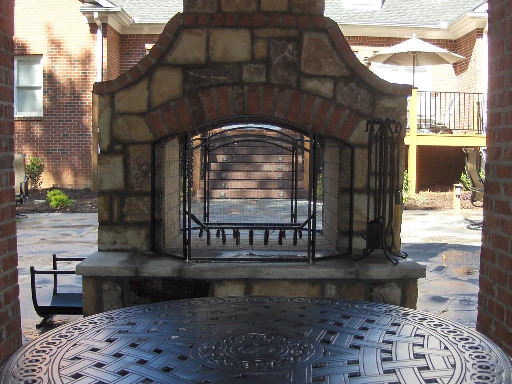 See Through Fireplace Stone An Award Winning Multi