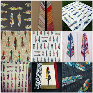 AMH Feather Quilt Mosaic | by Sy-elsk-lev