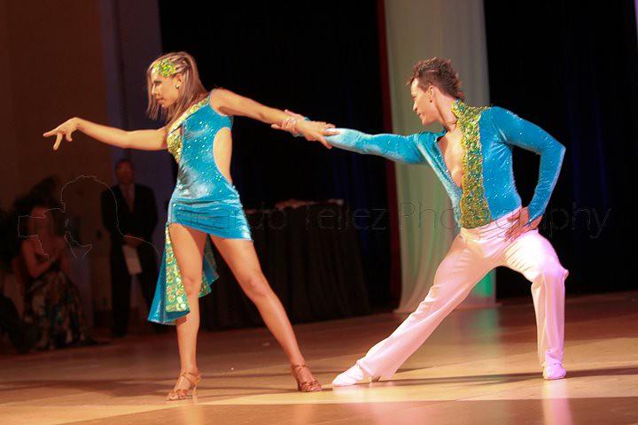 diferencias entre kizomba y bailes latinos
