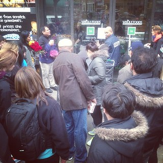Whole Foods Tribeca Open Thanksgiving