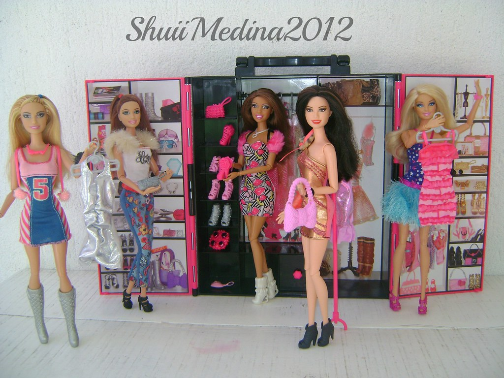 Barbie Fashionista Ultimate Closet Barbie Fashionistas