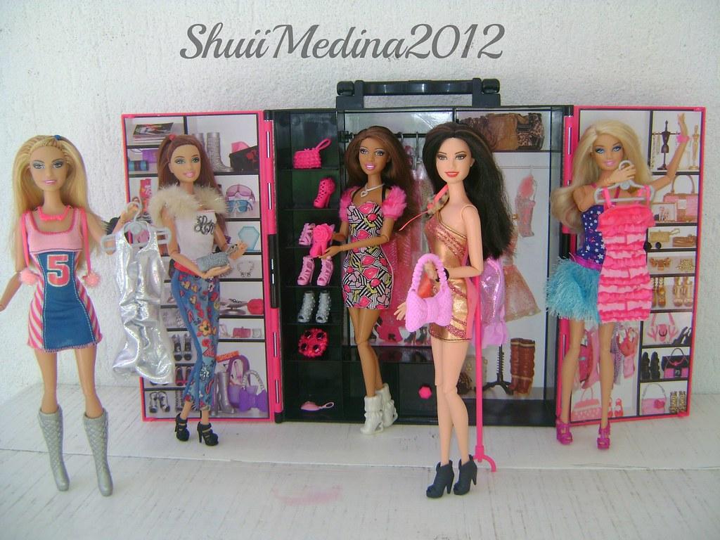 Barbie Fashionista Ultimate Closet Barbie Fashionistas