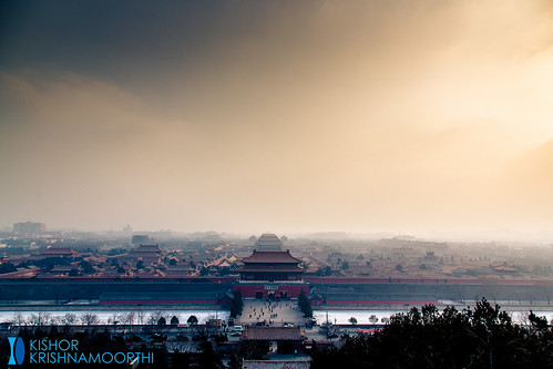 The Forbidden City. | by Mjuboy