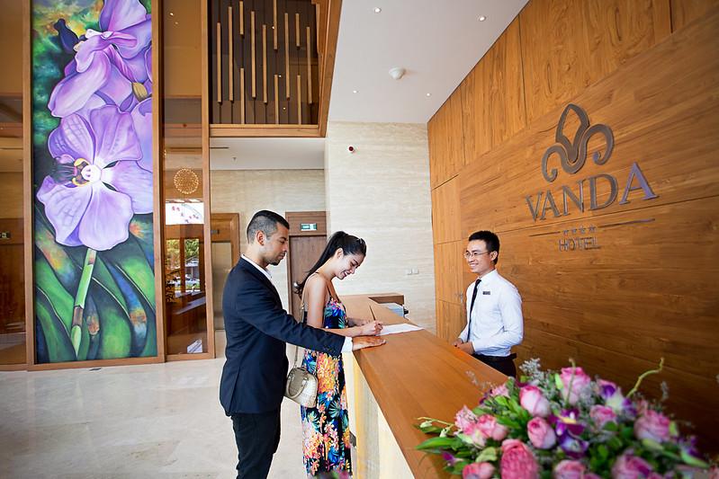 Vanda Hotel Khuyến mãi mùa hè - Trọn gói 3 ngày 2 đêm chỉ với 4.000.000đ 1