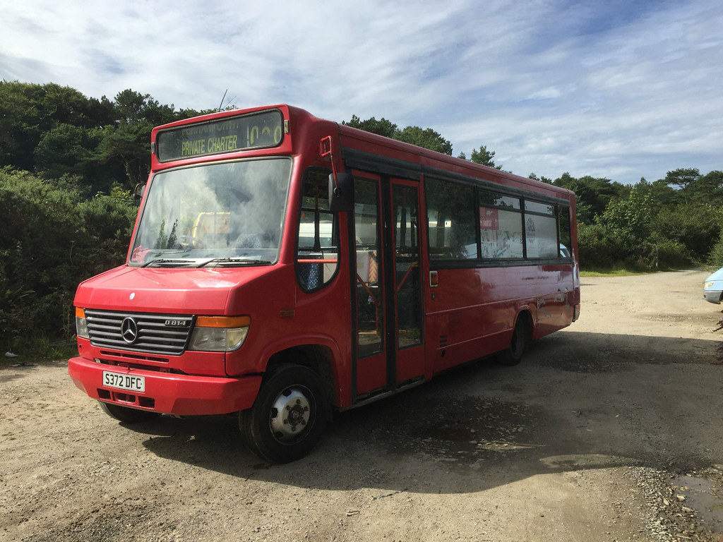 S372DFC on eBay | www.ebay.co.uk/itm/Mercedes-814-35-seat-Mi… | Flickr