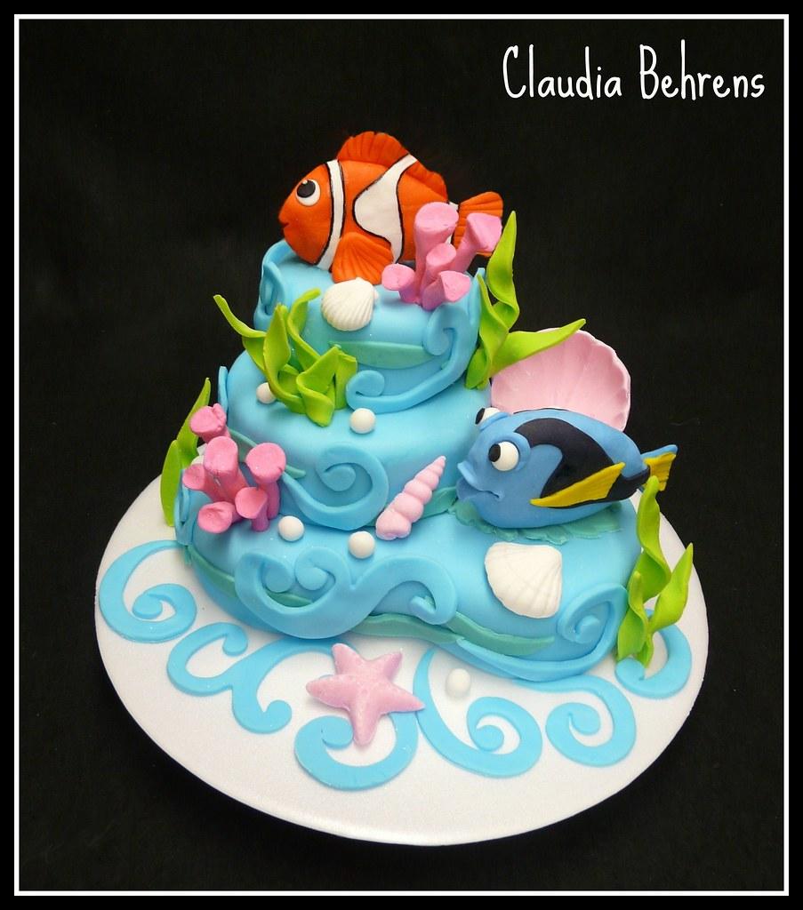 Nemo Cake Helena Claudia Behrens Claudia Behrens