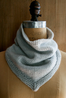 New Cashmere Bandana Cowl | by the purl bee