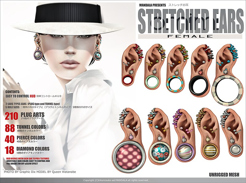 Best 25  Stretched ears ideas on Pinterest | Plugs, Tunnels and ...