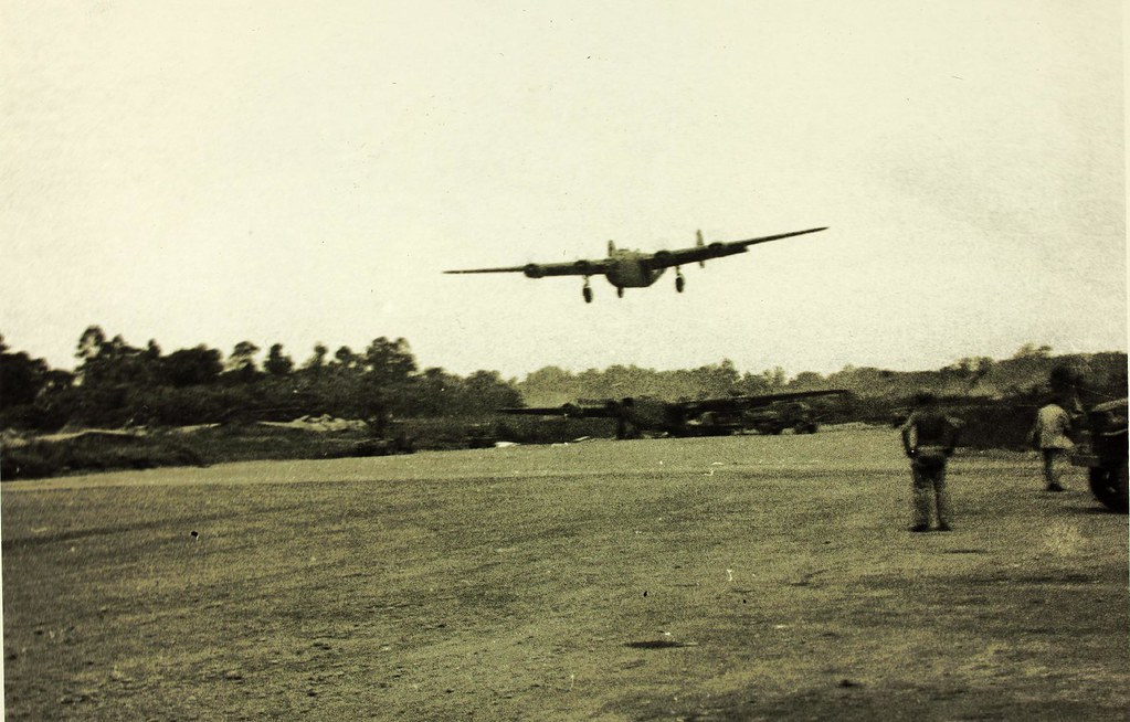 Operations Group; 7th Air Force; 6th, 9th, 22nd, 334th; B-24s