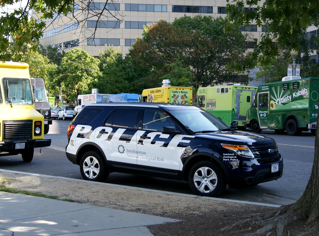 Ford Escape Forum >> Smithsonian Zoo Park Police | Smithsonian National Zoologica… | Flickr