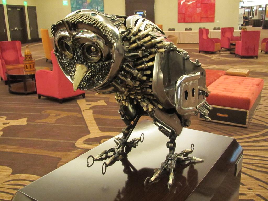 Mechanical Owl Wallpaper Sweet Mechanical Owl | by