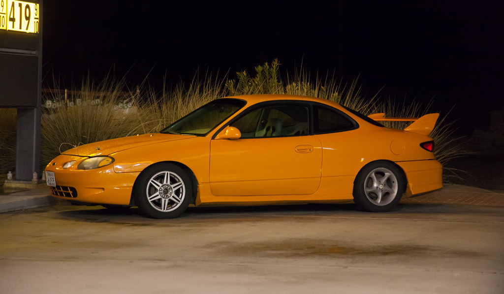 orange custom ford escort zx2 tor flickr. Black Bedroom Furniture Sets. Home Design Ideas
