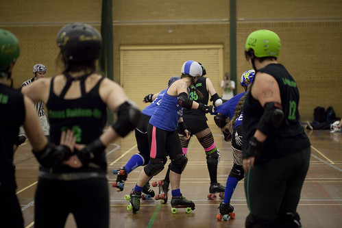 Roller Derby 085 | by neonbubble