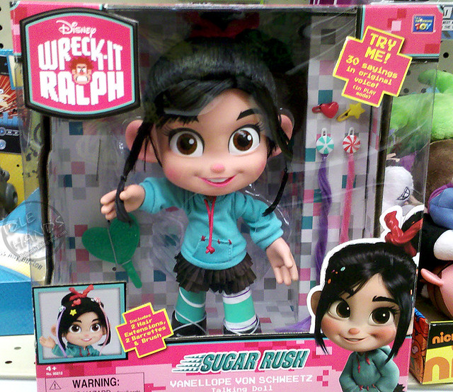 Wreck It Ralph Toys : Flickr photo sharing