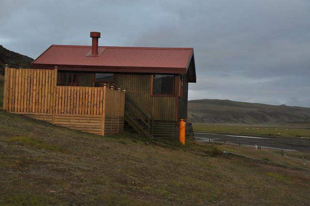 islandia sur - refugio